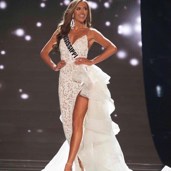Sherri Hill Dresses & Skirts - Custom Sherri Hill- Worn once at Miss USA
